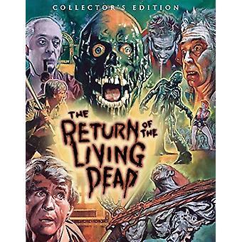 Rückkehr der lebenden Toten [Blu-Ray] USA import