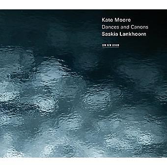 Saskia Lankhoorn - Kate Moore: Danser & kanoner [CD] USA import