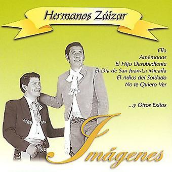 Hermanos Zaizar - Imagenes [CD] USA import