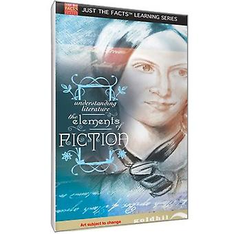 Just the Facts - Understanding Literature: The Elements of Fiction [DVD] USA import