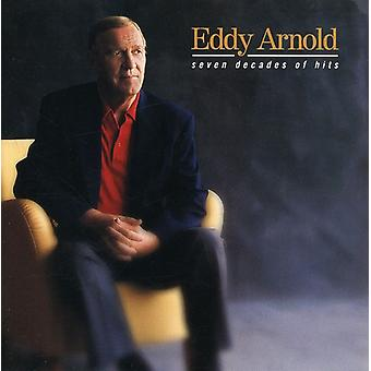Eddy Arnold - zeven decennia van Hits [CD] USA import