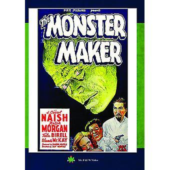 Monster Maker [DVD] USA import