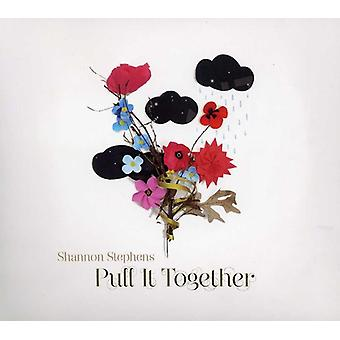 Shannon Stephens - Put It Together [CD] USA import