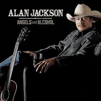 Alan Jackson - Angels and Alcohol [CD] USA import