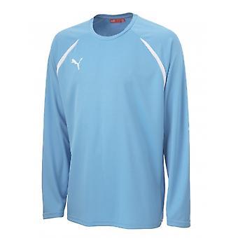 بوما فينديكا LS تيموير قميص (أزرق فاتح)
