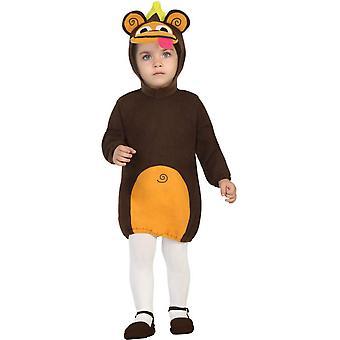 Zwierzęce kostiumy dzieci dziecko kostium małpy