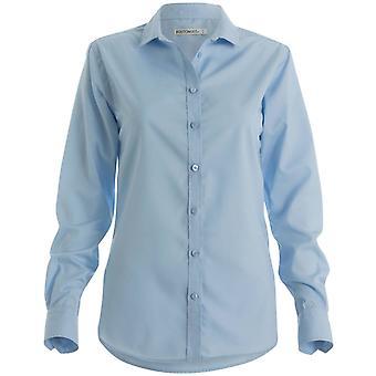 Kustom Kit Womens/Ladies Non-Iron Long Sleeve Corporate Shirt