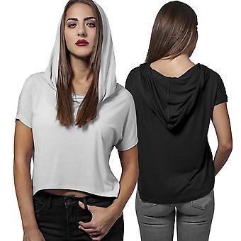 Urban classics ladies - sports leisure light Hoody shirt