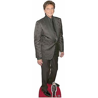 Barry Manilow Lifesize Carton Découpe / Standee / Standup