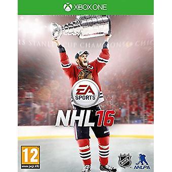NHL 16 (Xbox One) - New