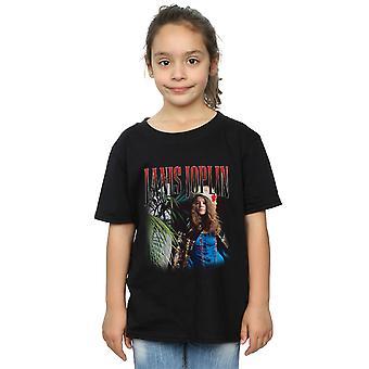 Дженис Джоплин девочек Барон дань футболку