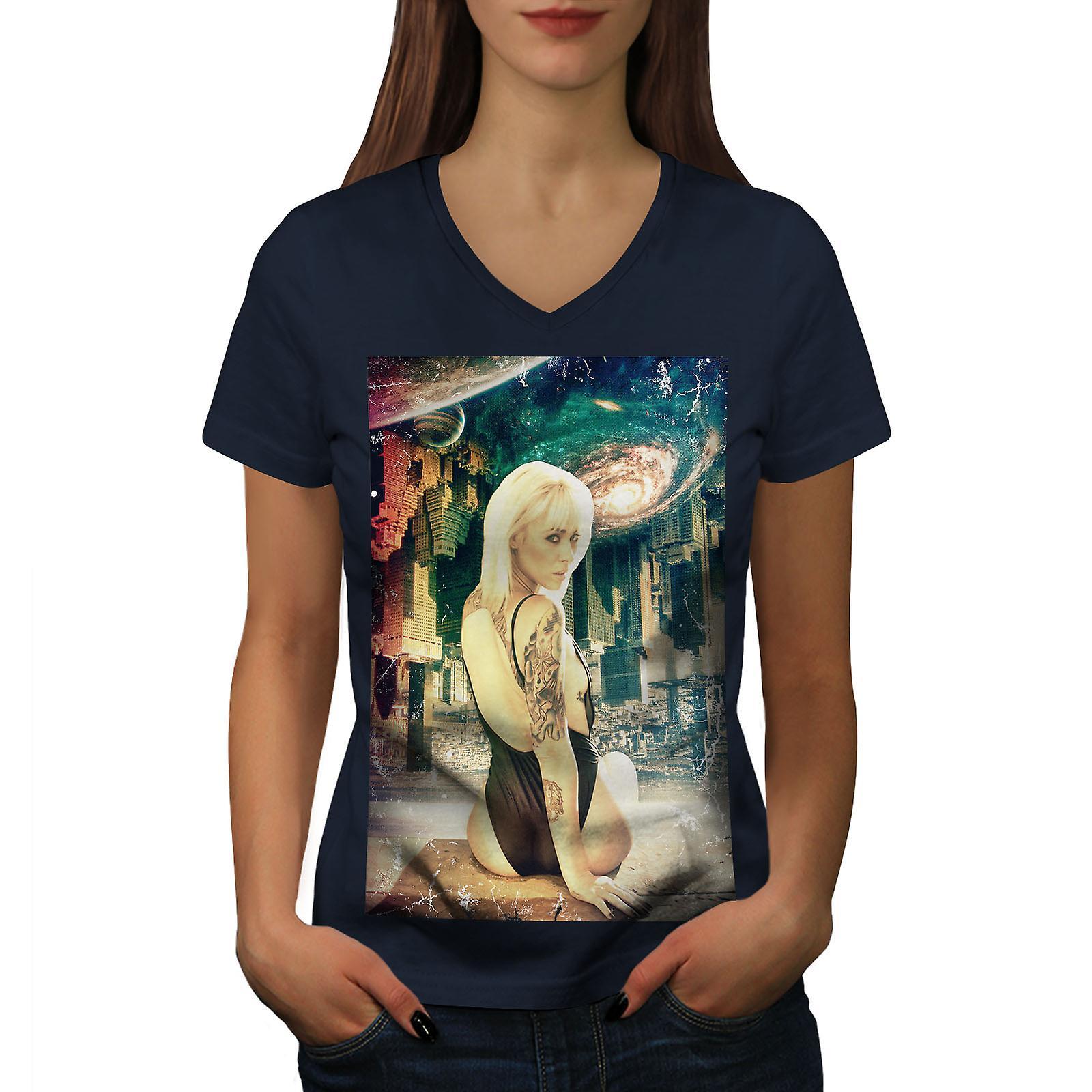 Bikini girl t shirt