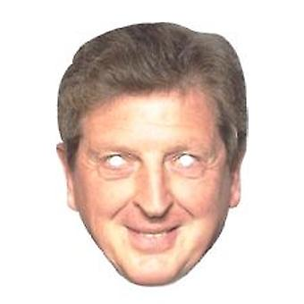 Roy Hodgson gezichtsmasker.