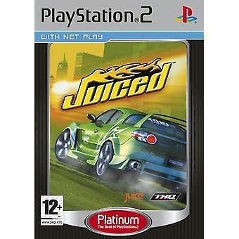 Juiced (PS2) - Wie neu