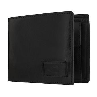 Верблюжий активный Мужской кошелек бумажник кошелек черный 6346