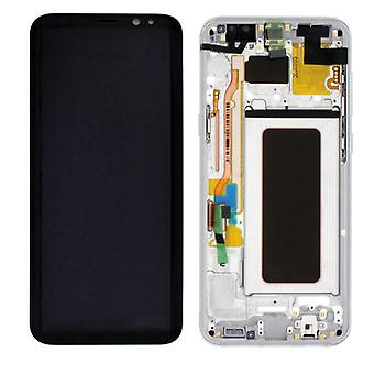 Display LCD complete set GH97-20470 B silver for Samsung Galaxy S8 plus G955 G955F