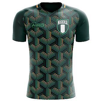 2020-2021 نيجيريا مفهوم ثالث قميص كرة القدم