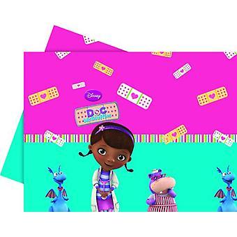 Doc McStuffins giocattolo medico partito tovaglia 120x180 cm 1 pezzo bambini compleanno festa a tema