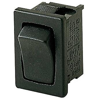 Marquardt Toggle switch 01803.6222-00 250 V AC 10 A 1 x On/(On) IP40 momentary 1 pc(s)