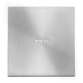 Asus ZenDrive U7M SDRW-08U7M-U ZD ekstern DVD skribent Retail USB 2.0 sølv