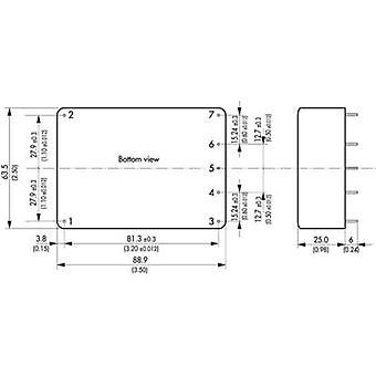 CA/CC PSU (impresión) TracoPower TML 30112 12 VDC 2,5 A 30 W