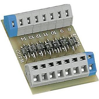Diode gate module rail mountable WAGO contenu: 1 PC (s)