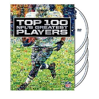 NFL Top 100: Nfl's Greatest Players [DVD] USA import