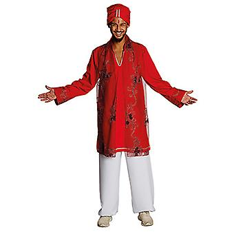 Indian Maharaja vizier Indian costume tunic costume for men