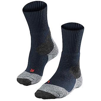 Falke Trekking 4 maximale sokken - mariene Navy