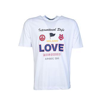 Moschino T Shirt M4732 2f M3876