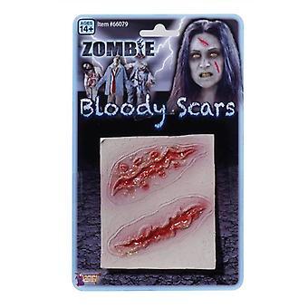Bnov Zombie 2 Wunde Narben
