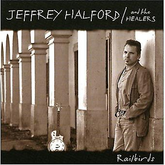Jeffrey Halford & the Healers - Railbirds [CD] USA import