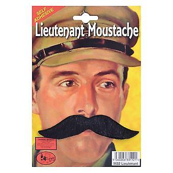 Porucznik wąsy