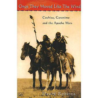 Eenmaal ze bewoog als de Wind 49 - Cochise - Geronimo en de Apache W