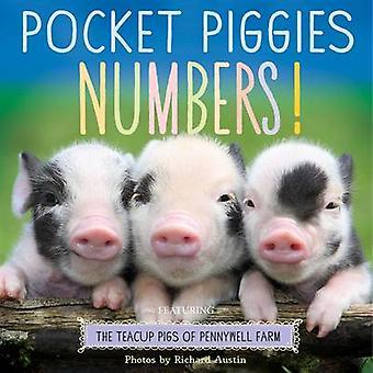 Pocket possut numerot! -Mukana teekuppi sikojen Pennywell Farm