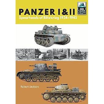 Panzer I och II - blåkopia för Blitzkrieg 1933-1941 av Robert Jackson
