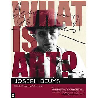 アートとは何ですか。-ヨーゼフ ・ ボイス - フォルカーのヨーゼフ ・ ボイスとの会話