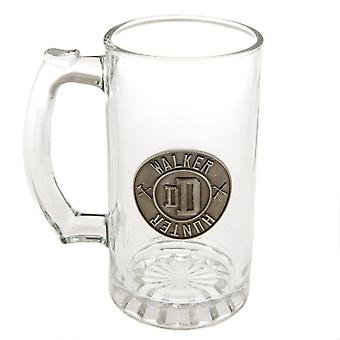 The Walking Dead Hunter Walker Official Glass Tankard