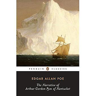 Narracji Artura Gordona Pyma (Penguin Classics)