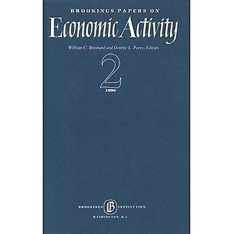 Brookings Papers på konjunkturen 1998:1, makroekonomi