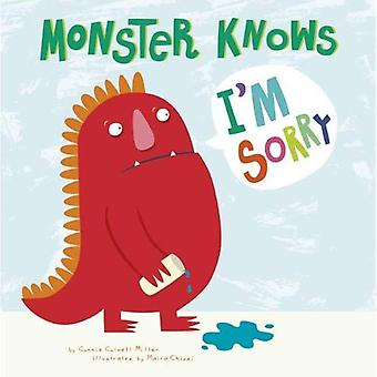 Monster Knows I'm Sorry (Monster Knows Manners)