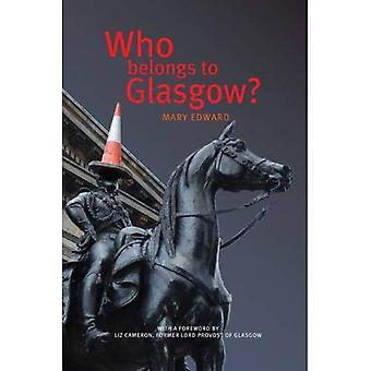 Die hoort naar Glasgow?
