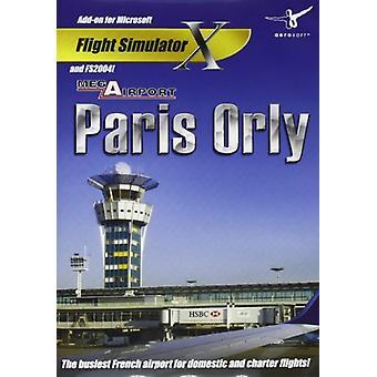 Mega Airport Paris-Orly-add on voor FSX (PC CD)-nieuw