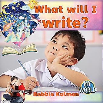 Quello che scrivo? (Il mio mondo)