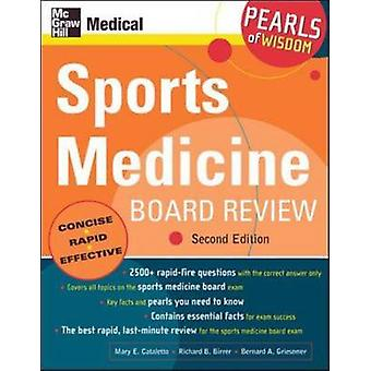 Sports Medicine Board Review by Cataletto & Mary