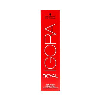 Schwarzkopf Igora Royal 9,5-49 Permanent Color Creme 60ml