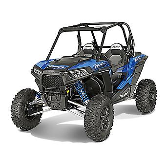 Polaris RZR XP 1000 Die Cast, blu (scala 01:18)