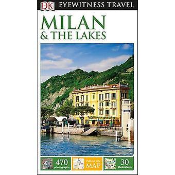 DK Eyewitness Travel Guide Milan & The Lakes by DK - 9780241270684 Bo