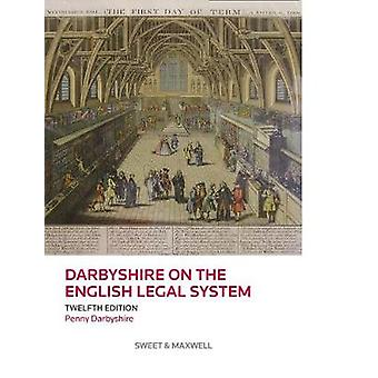 Darbyshire on the English Legal System by Penny Darbyshire - 97804140