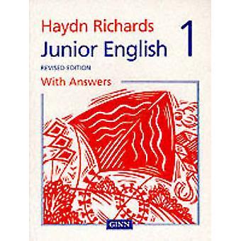 Haydn Richards-Junior engelsk elev bok 1 med svar-1997-9780